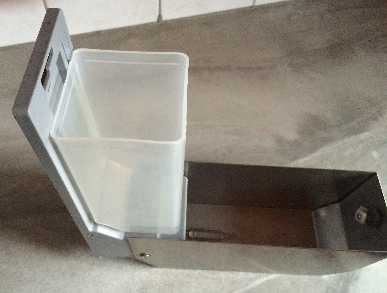 sanitaerhandel angermair ihr wasser unsere technik neo seifenspender edelstahl 1100 ml. Black Bedroom Furniture Sets. Home Design Ideas