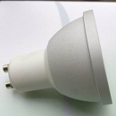 LED-Spot 5W = 50W, 2700K, GU10, 220V, Marke Sharp, COB, 60°