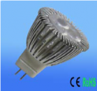 LED-Spot 3W = 25W, 2700K, MR11, 12V, 60°,  Dimmbar
